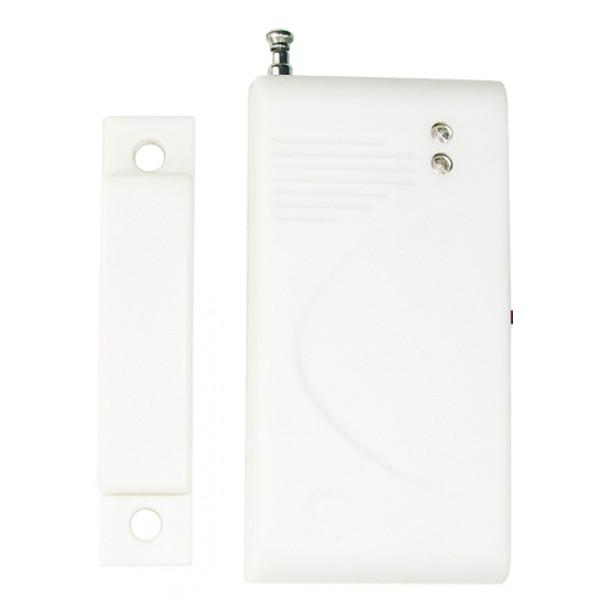 Sensore magnetico per porte e finestre wireless per sistemi di allarme - Sistemi di sicurezza per porte e finestre ...
