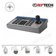 3D PTZ Controller per Speed Dome con Joystick Tastiera RS485 MY-4001ET